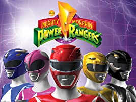 Mighty Morphin Power Rangers Season 1