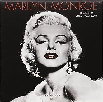 Marilyn Monroe 2015 Calendar (Multilingual Edition)