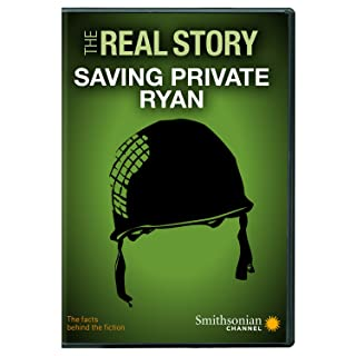 Book Cover: Smithsonian: The Real Story: Saving Private Ryan DVD