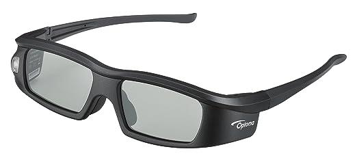 Optoma BG ZD301 DLP Link Active Shutter 3D Glasses Black
