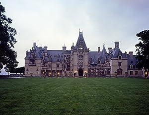Biltmore Mansion in Asheville, North Caroina