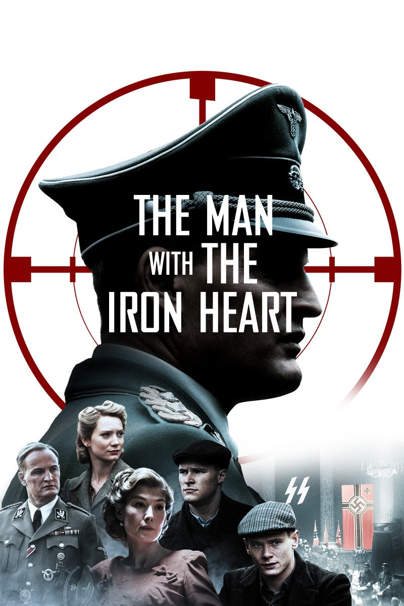 The Man With the Iron Heart on Amazon Prime Video UK