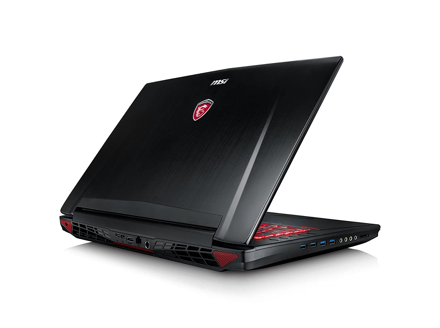 MSI GT72S-6QEG16SR421BW 1 17 Zoll Gaming Notebook
