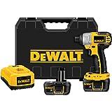 DEWALT DCF826KL 1/4-Inch 18-Volt Cordless Lithium-Ion Impact Driver Kit