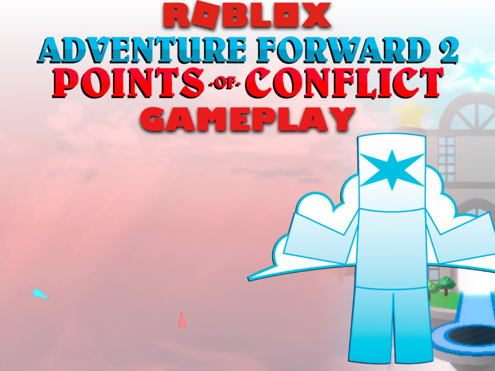 Clip: Roblox Adventure Forward 2 Points Of Conflict Gameplay