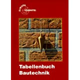 Tabellenbuch Bautechnikvon &#34;Peter Peschel&#34;