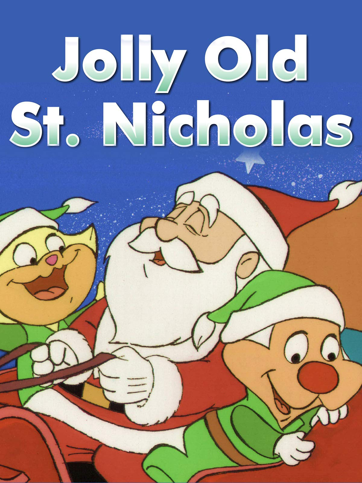 Jolly Old St. Nicholas on Amazon Prime Instant Video UK