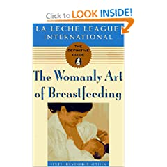 Cover of Womanly Art of Breastfeeding 6th ed.