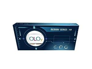 OLOy Memory DDR4 RAM 16GB (2x8GB) 3000 MHz CL16 1.35V 288-Pin Desktop Gaming UDIMM (MD4U083016BBDA) (Color: 3000 Mhz, Tamaño: 8GBx2)