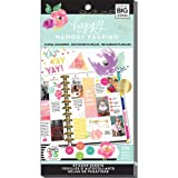 Me & My BIG ideas The Happy Planner Value Pack Floral 578 Stickers (Color: Original Version)