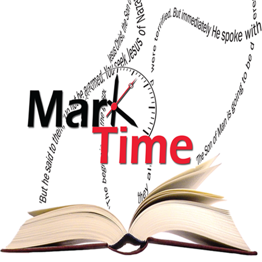 Mark Time With Mark'S Gospel front-129913