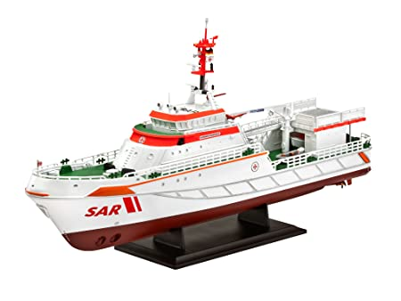 Revell - 65812 - Maquette - Model Set -  DGZRS Hermann Marwede