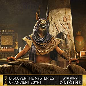 Assassin's Creed Origins GODS Collector's Edition - PlayStation 4