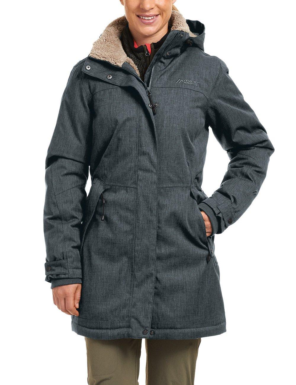 maier sports Damen Outdoor Mantel BI Elastisch Edessa