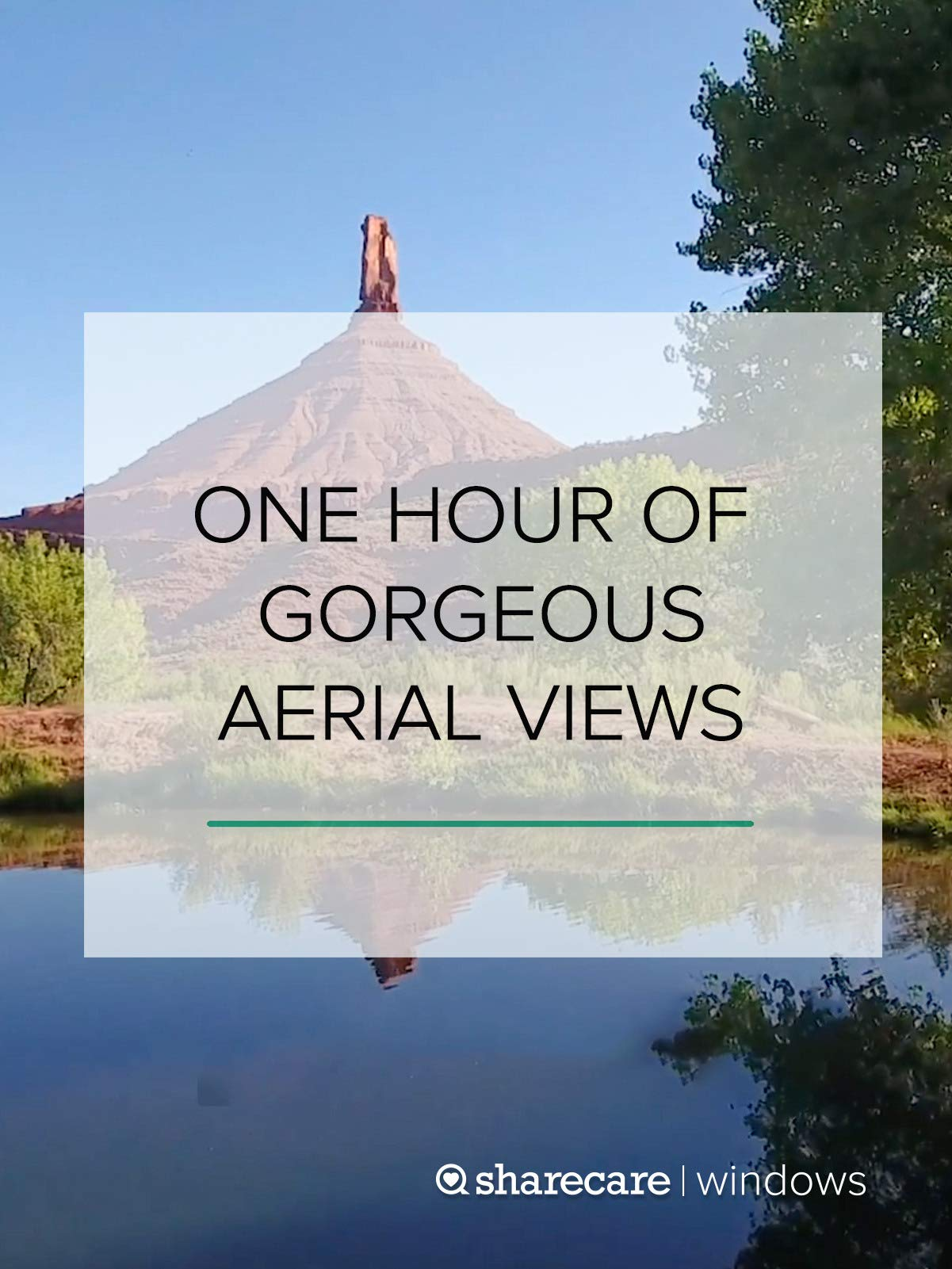 One Hour of Gorgeous Aerial Views on Amazon Prime Instant Video UK