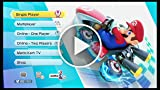Mario Kart 8 DLC Gameplay Featuring the Giant Bomb