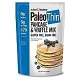 Julian Bakery | Paleo Thin | Pancake | Waffle Mix | Easy To make | Grain-Free | Gluten-Free | Low Carb | 9 Oz (Tamaño: 9oz)