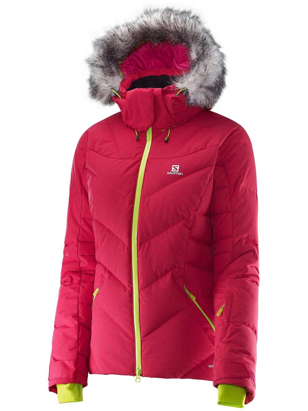 Damen Snowboard Jacke Salomon Icetown Jacket