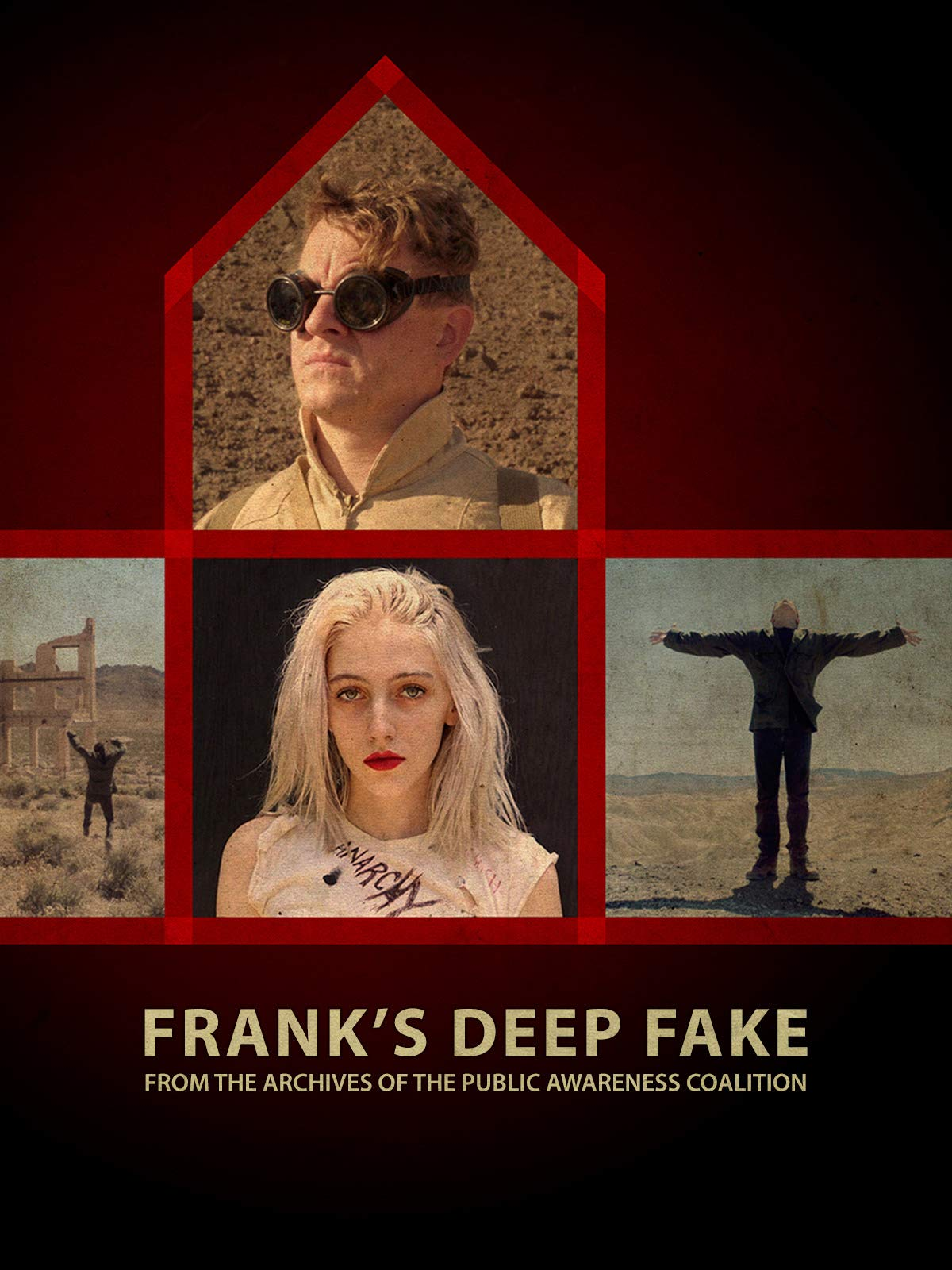 Frank's Deep Fake on Amazon Prime Instant Video UK