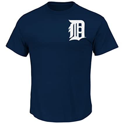 Max Scherzer #37 Detroit Tigers MLB Men's Name and Number