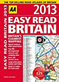 AA Easy Read Britain 2013 (Road Atlas)