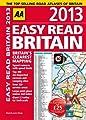 AA Easy Read Britain 2013 (Road Atlas)
