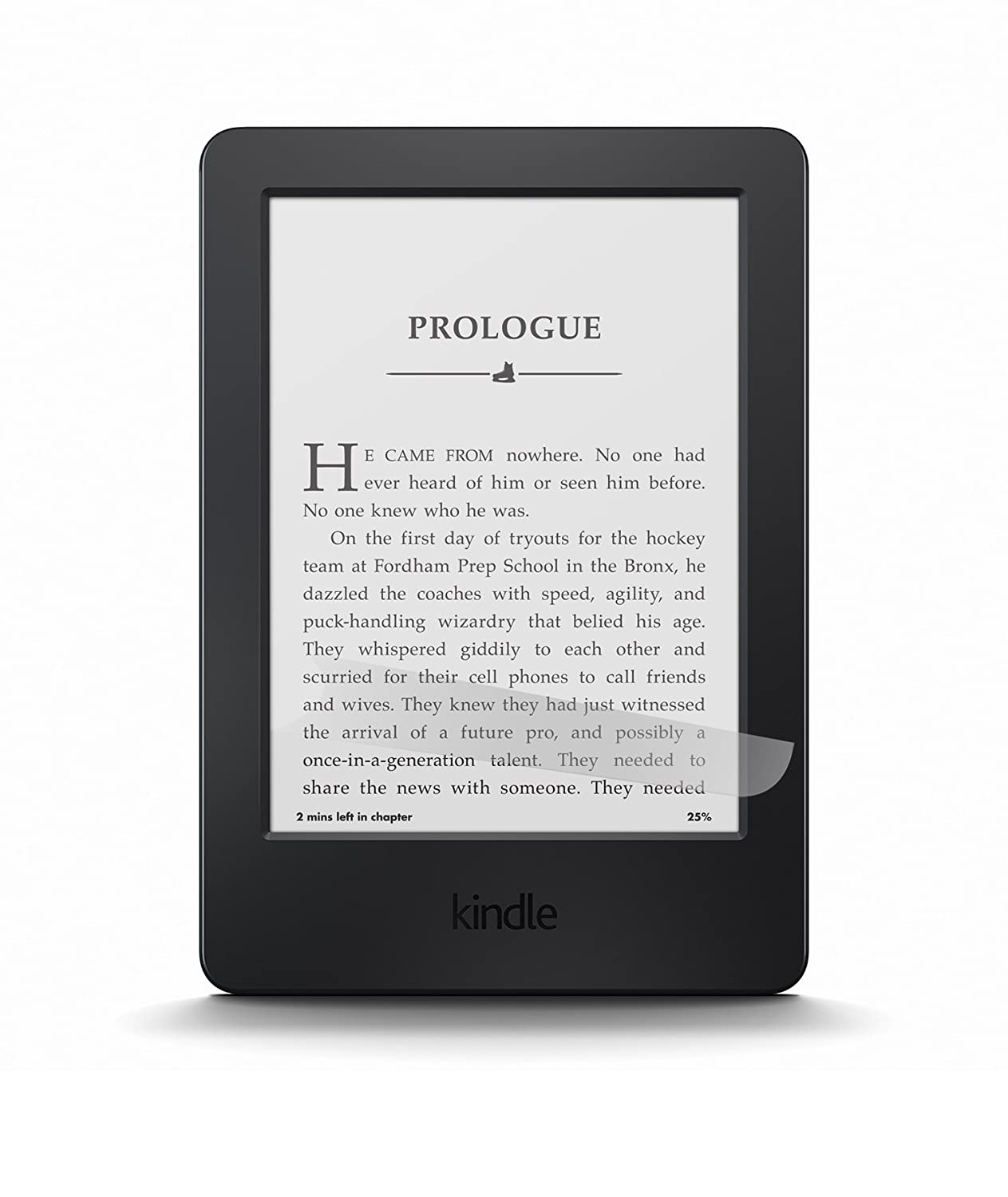 NuPro Anti-Glare Screen Protector for Kindle (7th Generation)