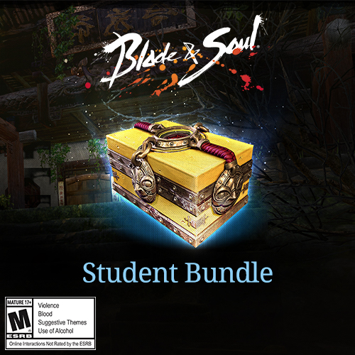 blade soul student bundle pc download countdown clock. Black Bedroom Furniture Sets. Home Design Ideas