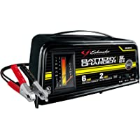 Schumacher Dual-Rate 2/6 Amp Manual Battery Charger