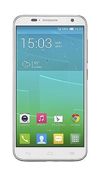 Alcatel OneTouch IDOL 2 MINI S 6036Y Smartphone débloqué 4G Argent
