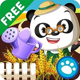 Dr. Panda : Potager - Version Gratuite