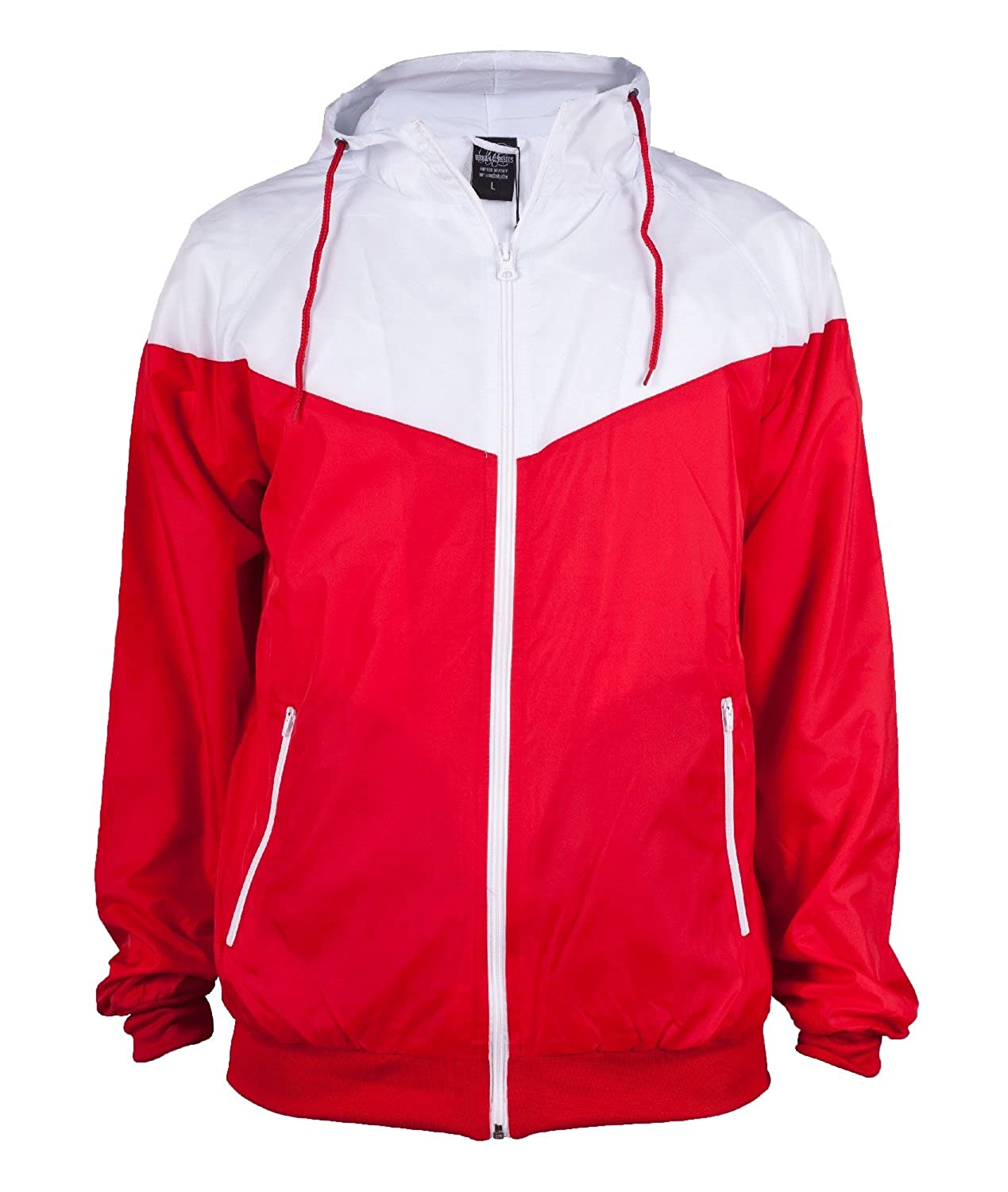 "Urban : ""Arrow Windrunner"" Size: XL, Color: red-white …TB148 kaufen"