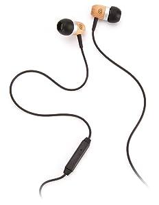 Griffin WoodTones Beech - Auriculares in-ear para Apple iPhone/iPad/iPod (con micrófono)  Informática Comentarios y más información
