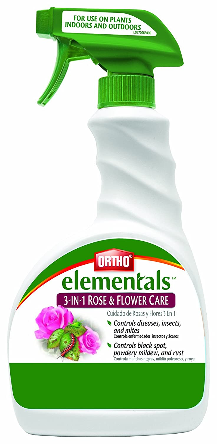 Ortho Elementals 3-in-1 Rose & Flower Care
