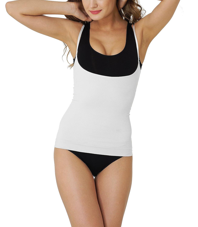 Formeasy Shapewear Damen Unterbrust Mieder-Top Taillenformer Bauchweg