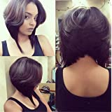ATOZWIG Synthetic Short Wigs for Black Women 14