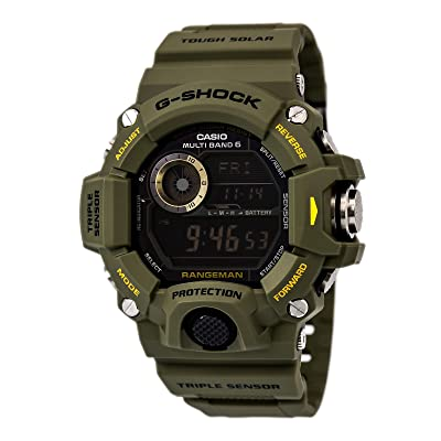 G-Shock Rangeman (Green)