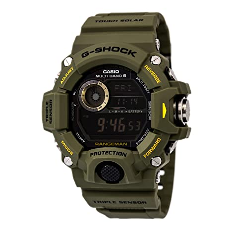 Casio G Shock Rangeman GW 9400 Review