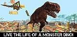 Crazy Dino: Godzilla Simulator 3D