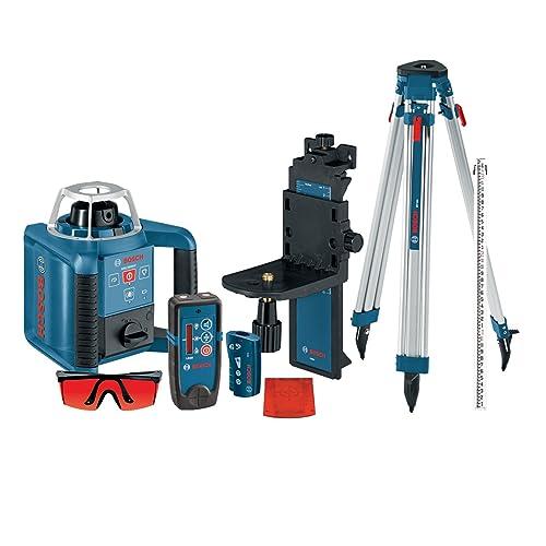 Bosch GRL300HVCK Rotary Laser Kit