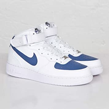 air force ones mid top