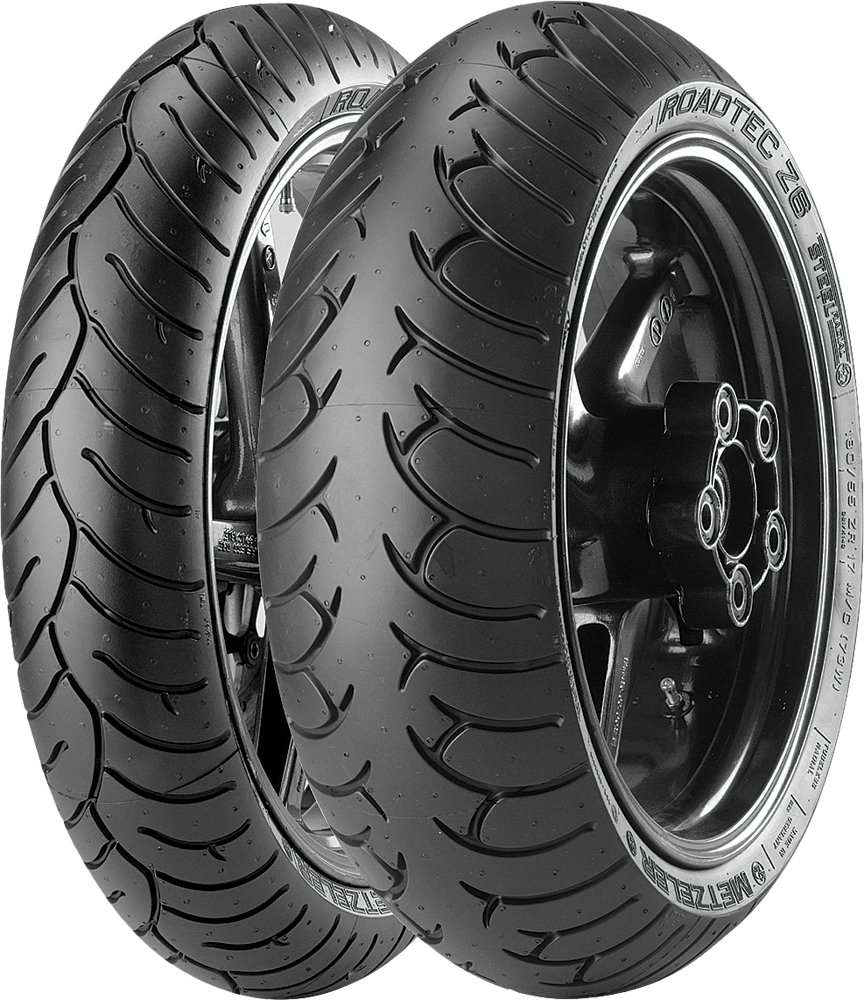 все цены на  Metzeler Roadtec Z6 Rear Motorcycle Tire 160/70-17 1619500  онлайн