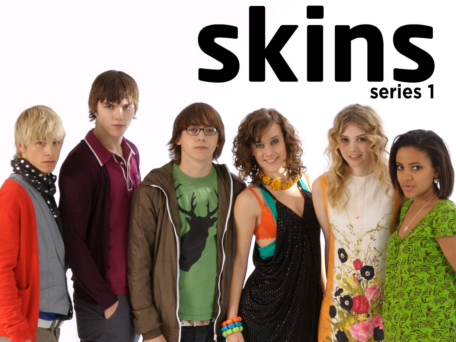 Skins on Amazon Prime Video UK