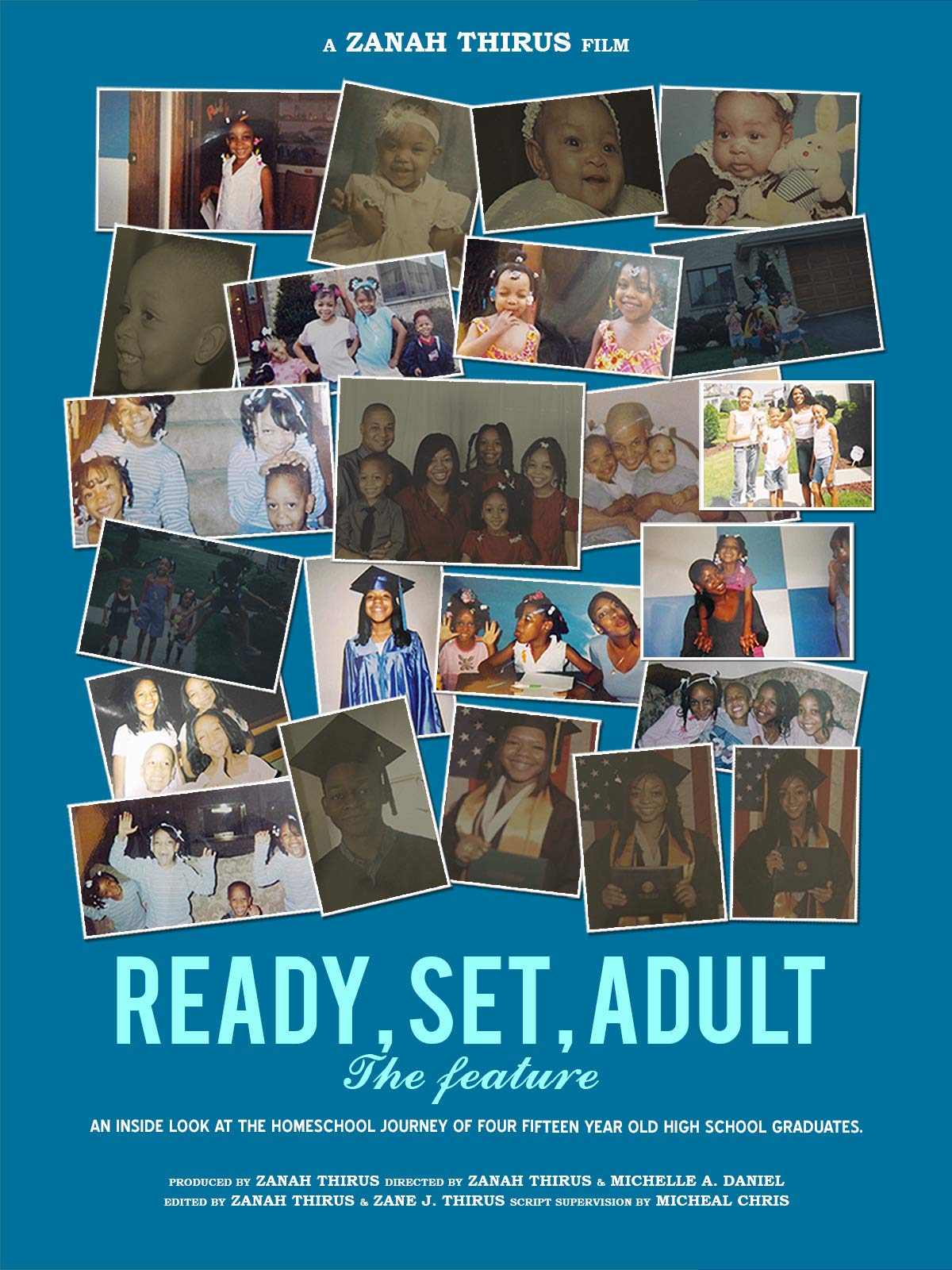 Ready Set Adult - The Feature on Amazon Prime Video UK