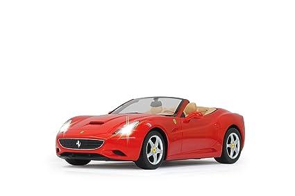 Jamara - 404290 - Maquette - Voiture - Ferrari California - Rouge - 3 Pièces