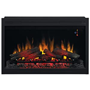 <strong> 36EB110-GRT Build-in Electric Fireplace Insert</strong> width=