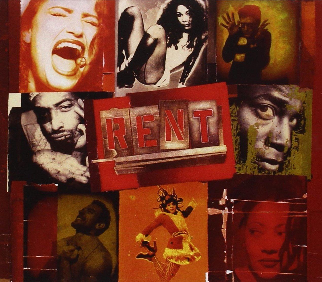 Rent Out Tonight Broadway Rent 1996 Original Broadway