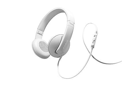 Magnat LZR 760 Casque audio Blanc