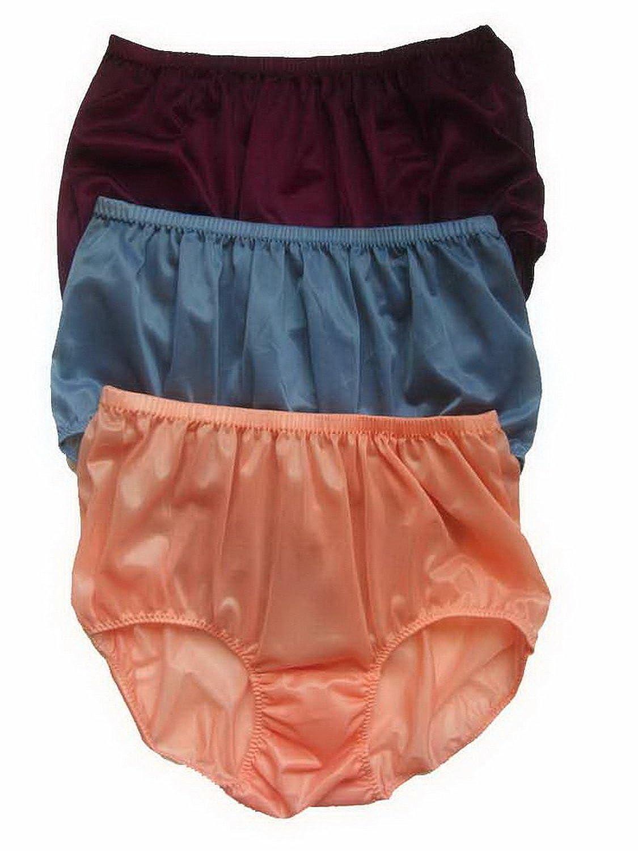 Höschen Unterwäsche Großhandel Los 3 pcs LPK15 Lots 3 pcs Wholesale Panties Nylon günstig kaufen