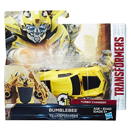 Transformers - C1311ES00 - Transformers 5 - Turbo Changers Bumblebee